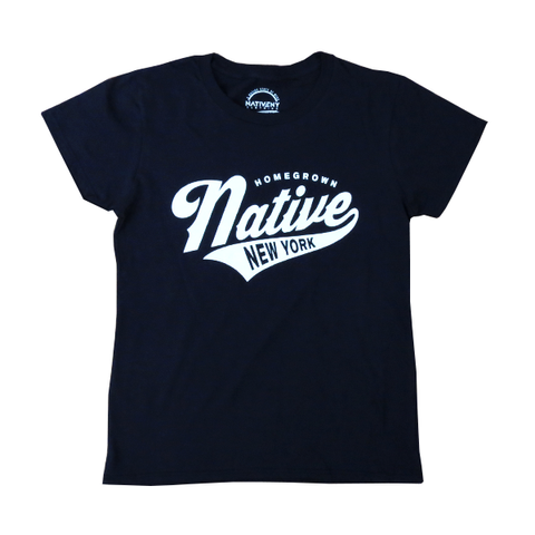 Women's Homegrown - Navy/White - NativeNY