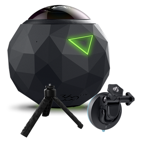 360fly 4K ACTION BUNDLE