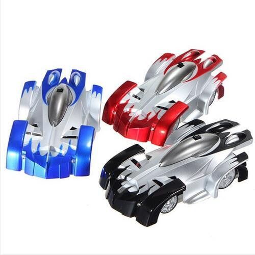Wall Climber Car RC Racer Remote Control Floor Racing Car Toy Defies Gravity - balancing-board.com - 1