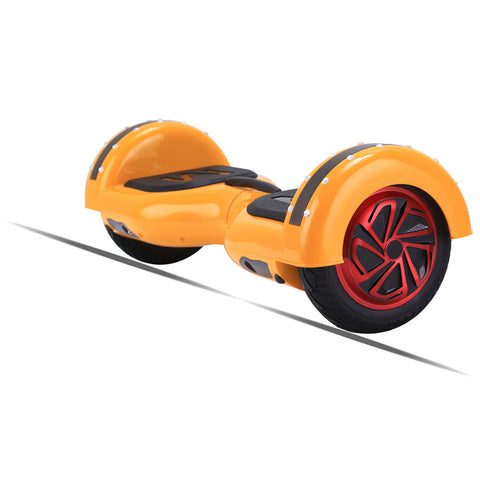 2016 new Self-balancing Scooter w/ Handle Diamond YELLOW - balancing-board.com - 1