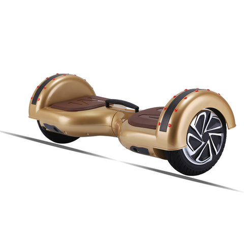 Gemmy Self-balancing Scooter Board 2016 new Style w/ Handle Golden - balancing-board.com - 1