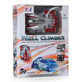 Wall Climber Car RC Racer Remote Control Floor Racing Car Toy Defies Gravity - balancing-board.com - 8