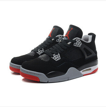 Brand New AJ 4 Retro Sport Shoes for Men Variety Colors Available - balancing-board.com - 1