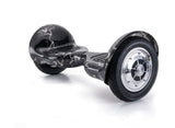 10 inch Self-balancing Scooter Lighting Black W/ Key Remote - balancing-board.com - 1