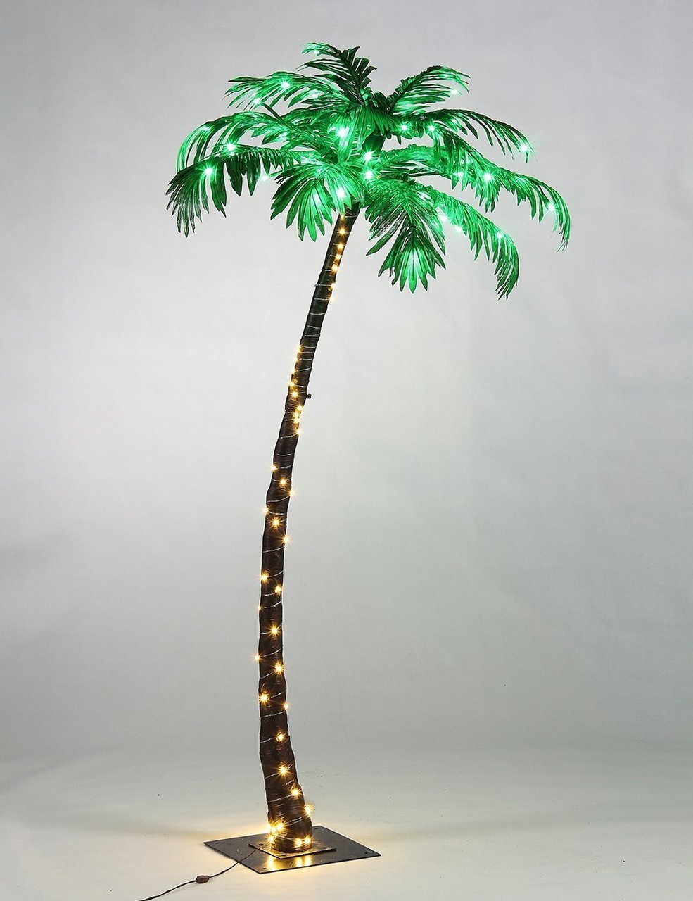 Lighted Palm Tree 5 FT