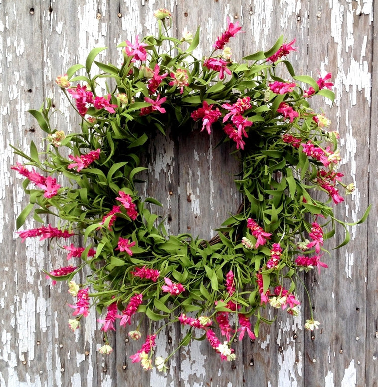 Desert Rose Wreath - 22