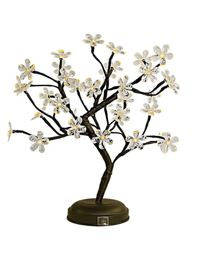 Crystal Flower LED Bonsai Tree - 18