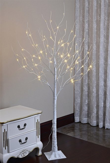 Birch Tree 6 ft LED - 72L