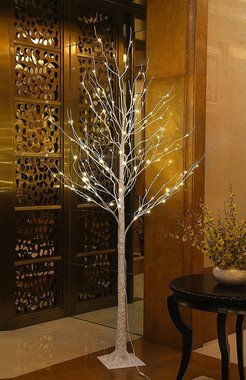 Birch Tree 8 ft LED - 132L
