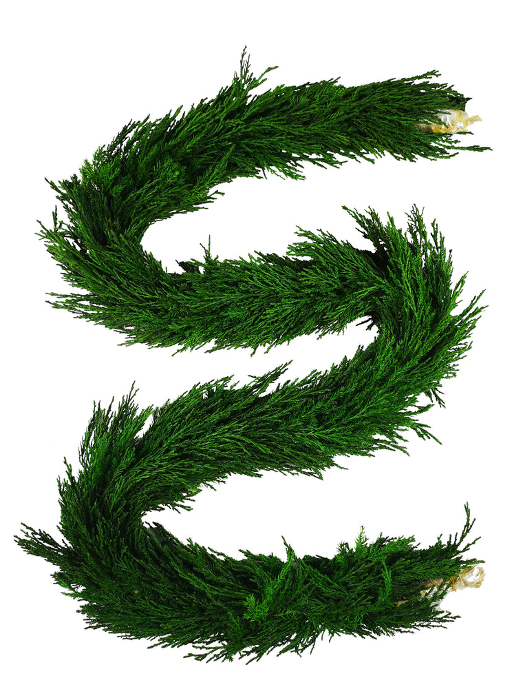 Emerald Cypress Garland