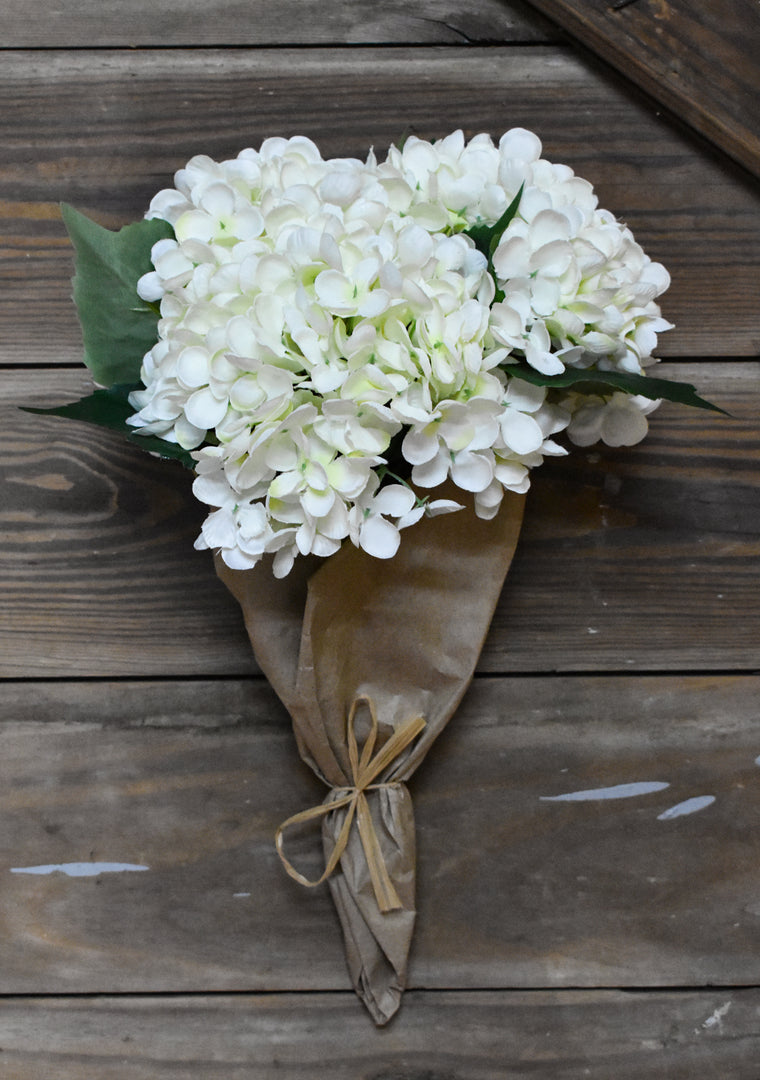 Krafted Bouquet - White