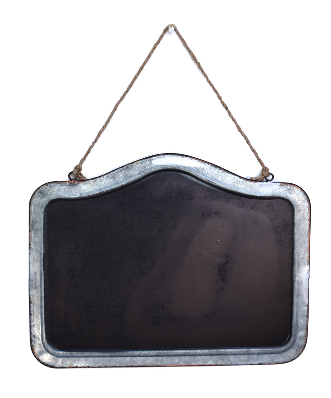 Galvanized Blackboard