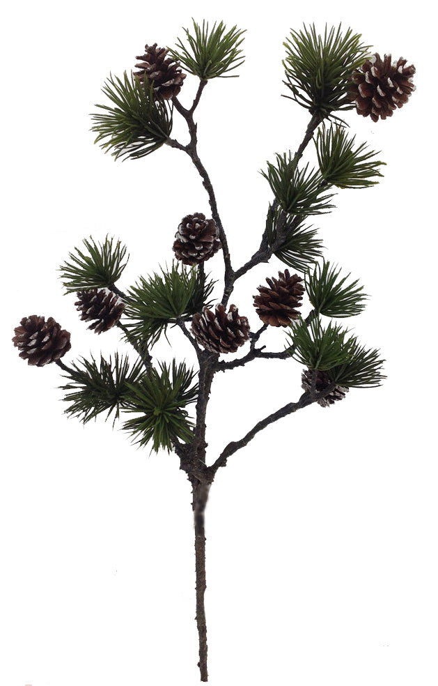 "Pine Cone Branch 26"" (Set of 2)"