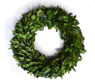 Preserved Laurel Wreath - 21