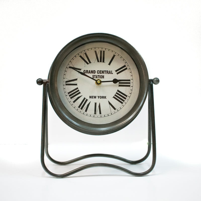Grand Central Table Clock