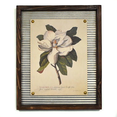 Blooming Magnolia Wall Art