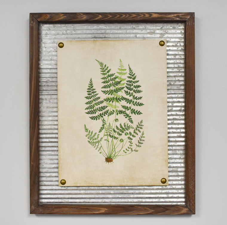 Forest Fern Wall Art