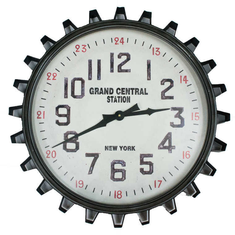 Grand Central Wall Clock