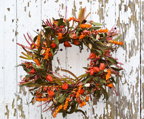 fall wreaths amp decorations home decorative accents decorative wreaths home south