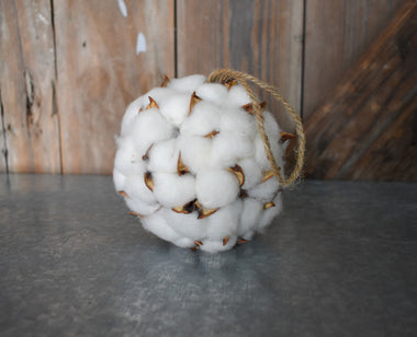 Cotton Boll Ball - 4.5