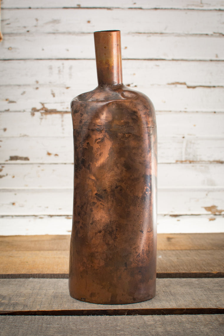 Industrial Metal Decanter - Large