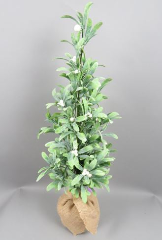 Merry Mistletoe Tree - 24""