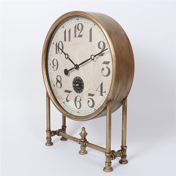 Library Table Clock