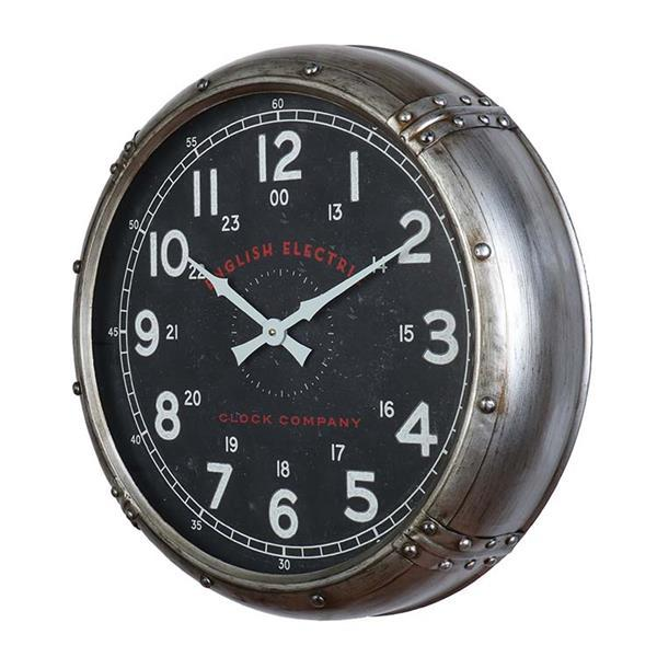 English Electric Wall Clock