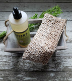 Handmade Cotton Dish Cloths Set Scrubbie Sand Beige