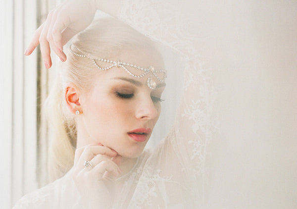 flawless wedding makeup inspiration