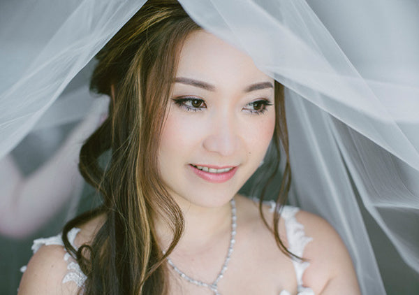PW Sydney asian wedding makeup
