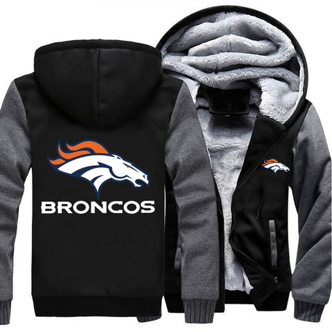 ****Denver Broncos Hoodie**** 50% OFF plus Free Shipping