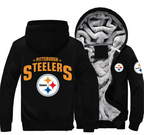 ****Pittsburgh Steelers Hoodies **** 50% OFF plus Free Shipping