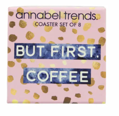 Coaster Tea/Coffee