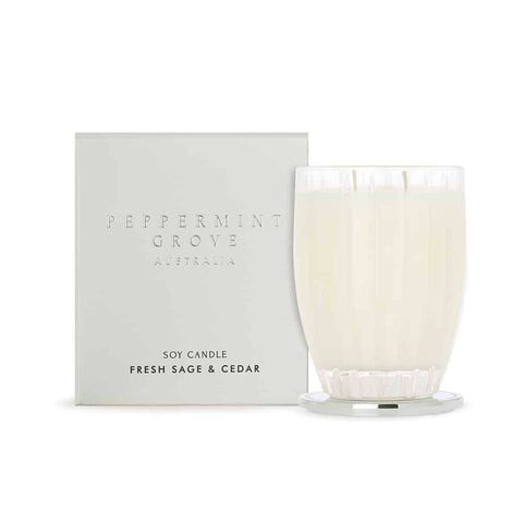 Peppermint Grove Candle 350g