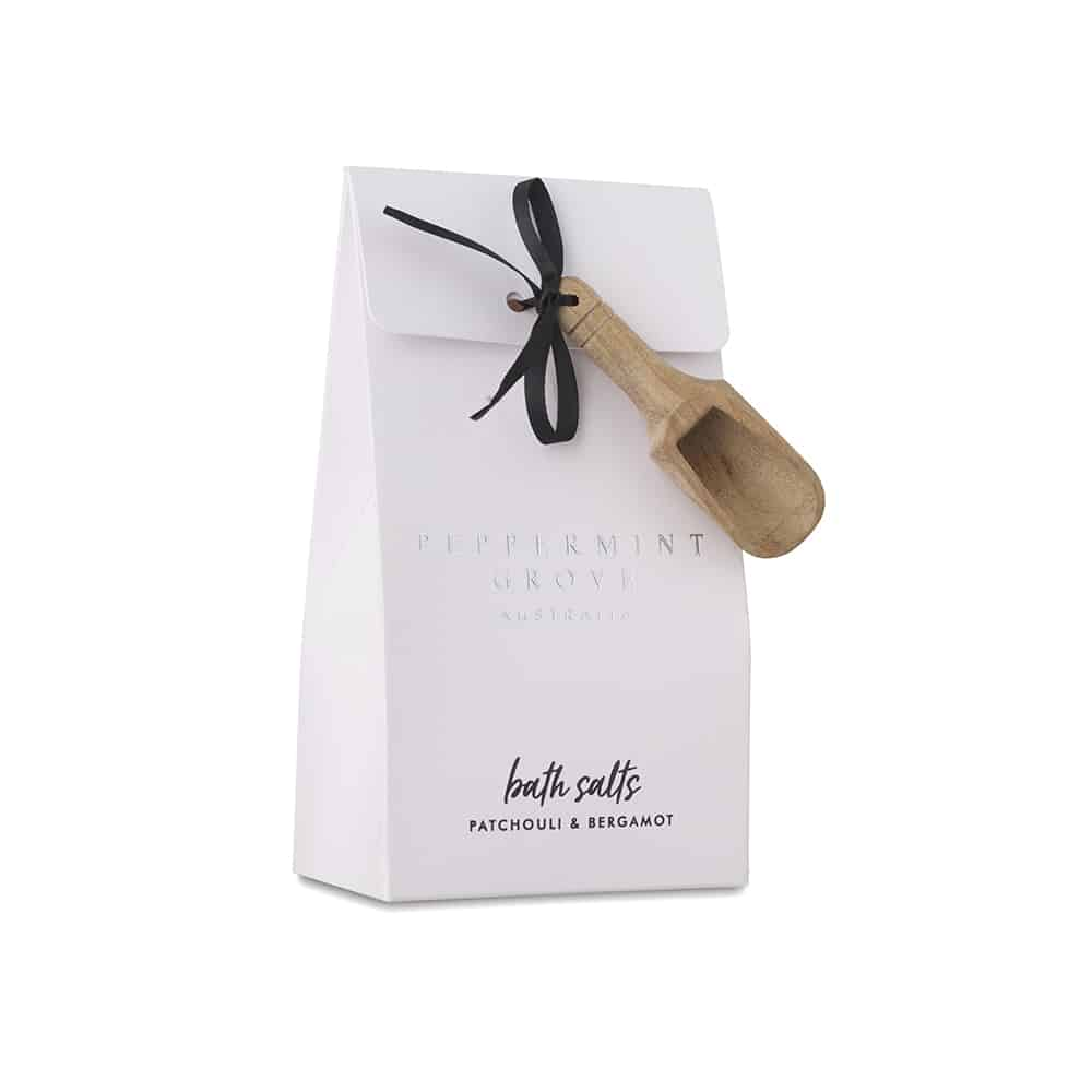 Peppermint Grove Bath Salts 200g