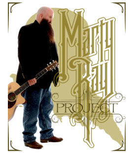 Autographed Marty Ray Project Picture