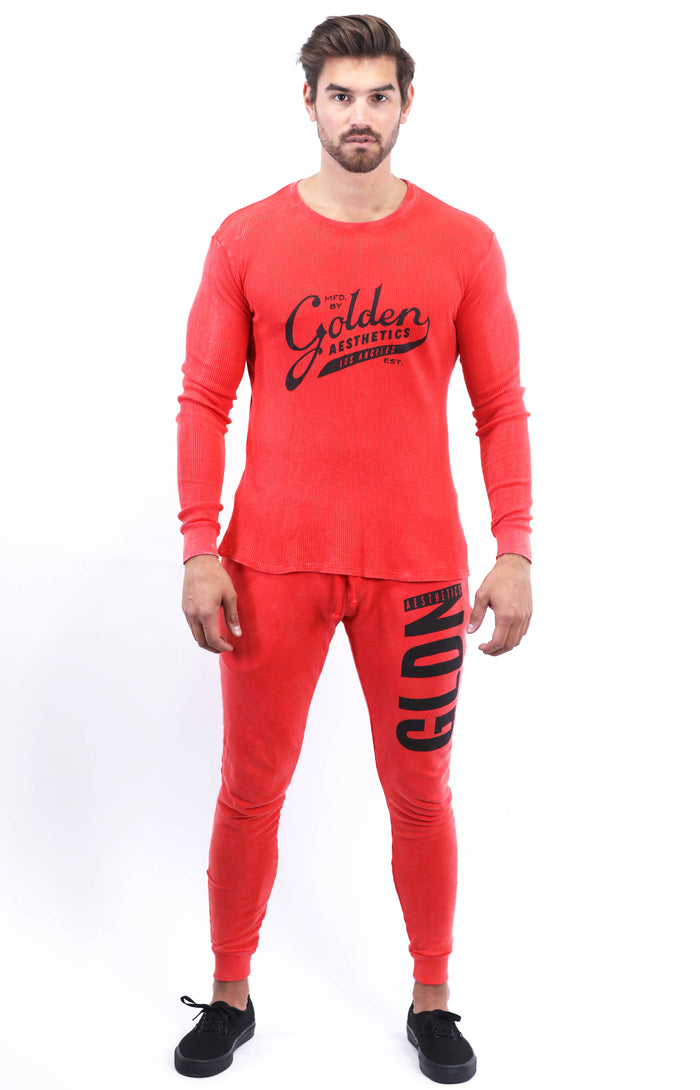 Red Mineral Classic Thermal