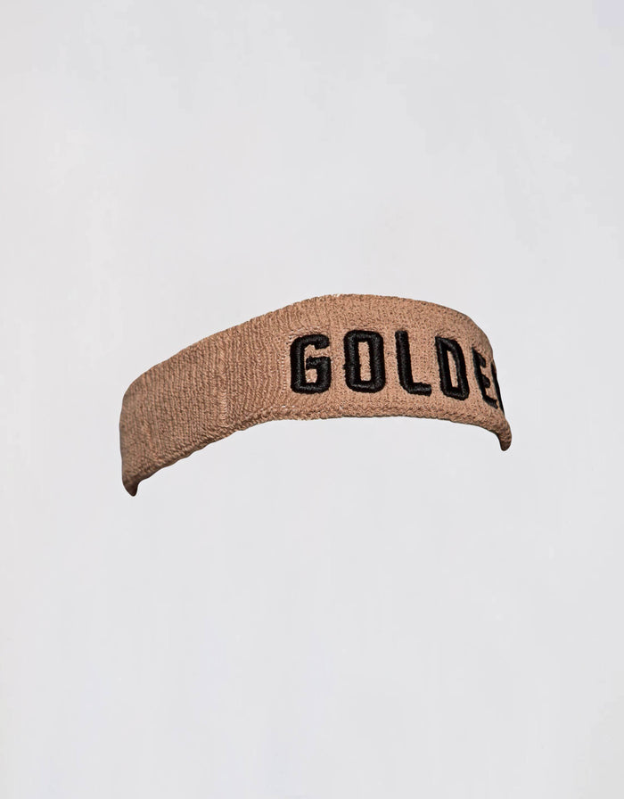 GOLDEN Headband - Taupe - Golden Aesthetics