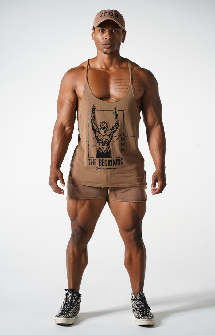 Brown The Beginning Stringer