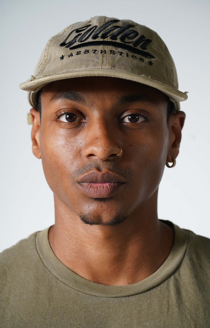 Faded Army GA Vintage Hat