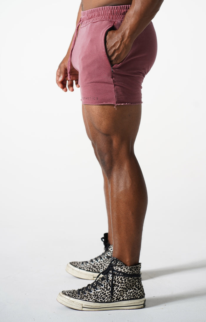 Faded Wine Short CLassic Shorts