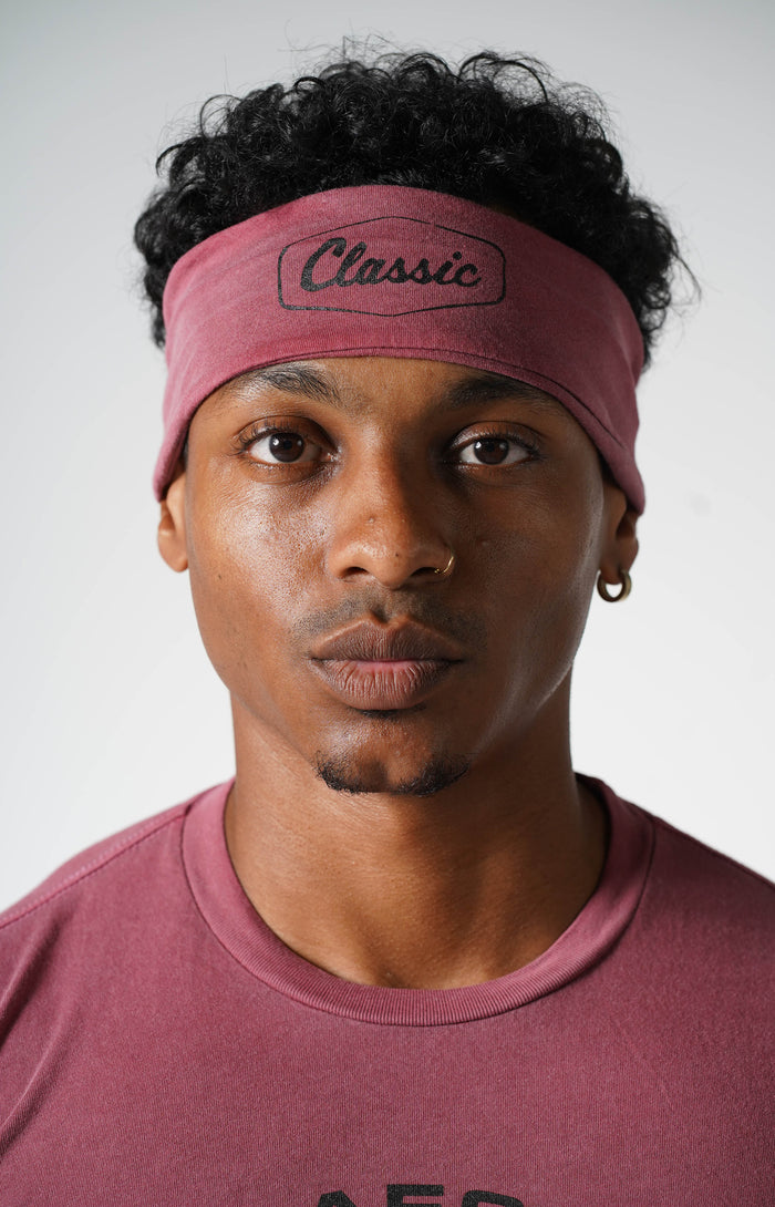 Faded Wine Classic Headband