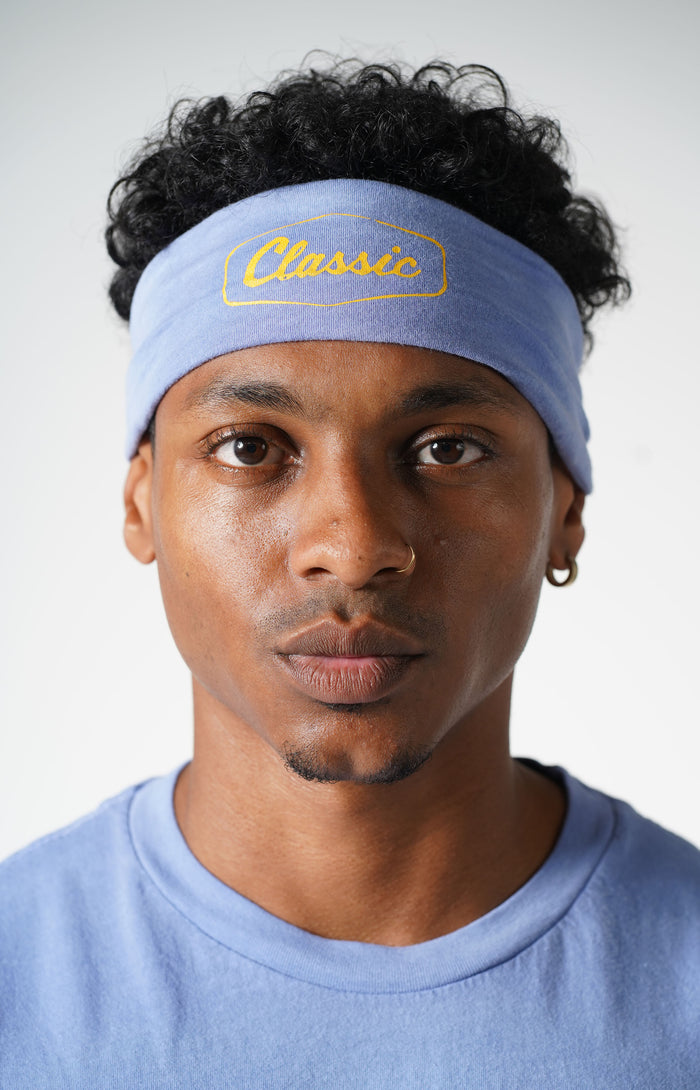 Faded Purple Classic Headband