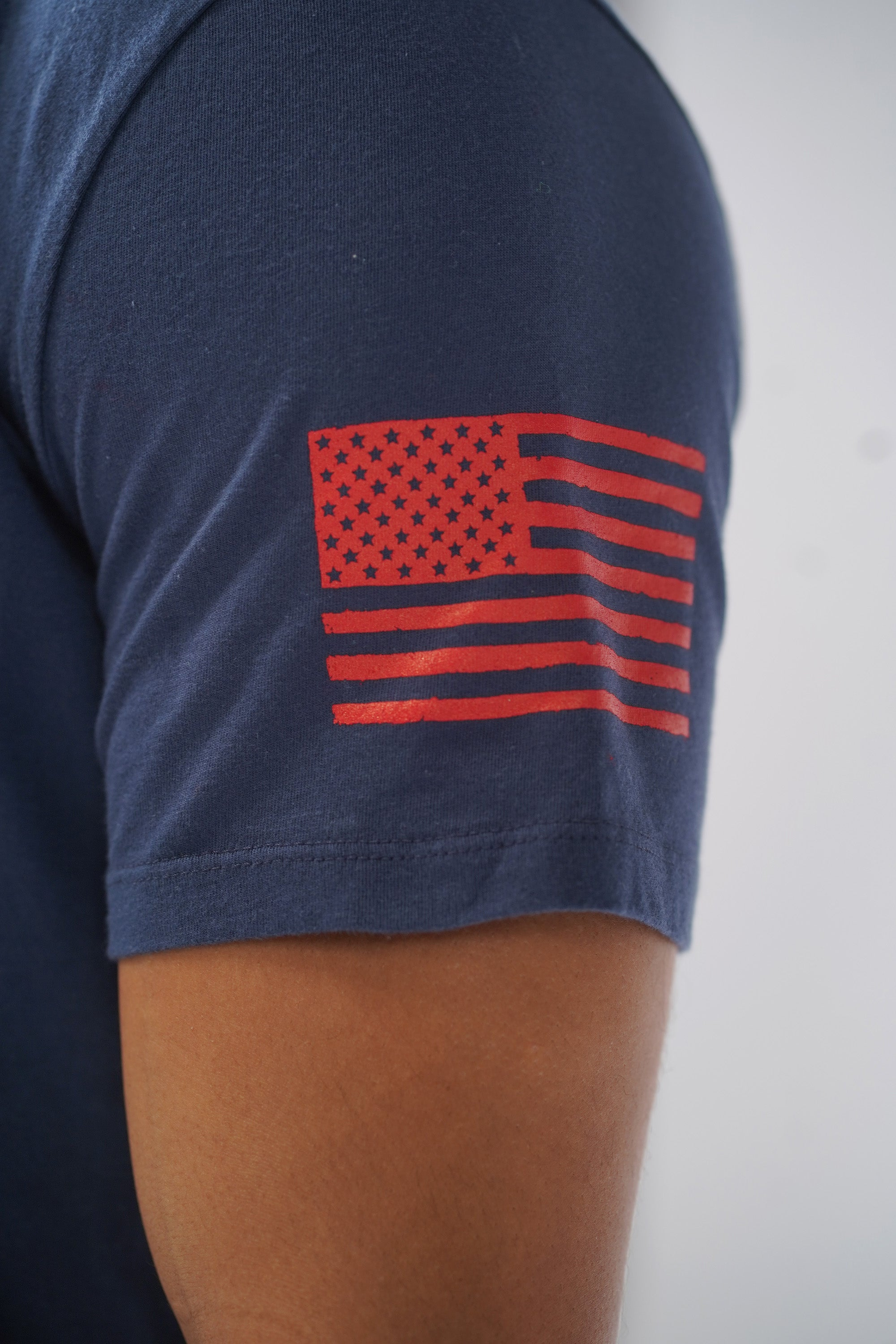 Navy Golden T-Shirt