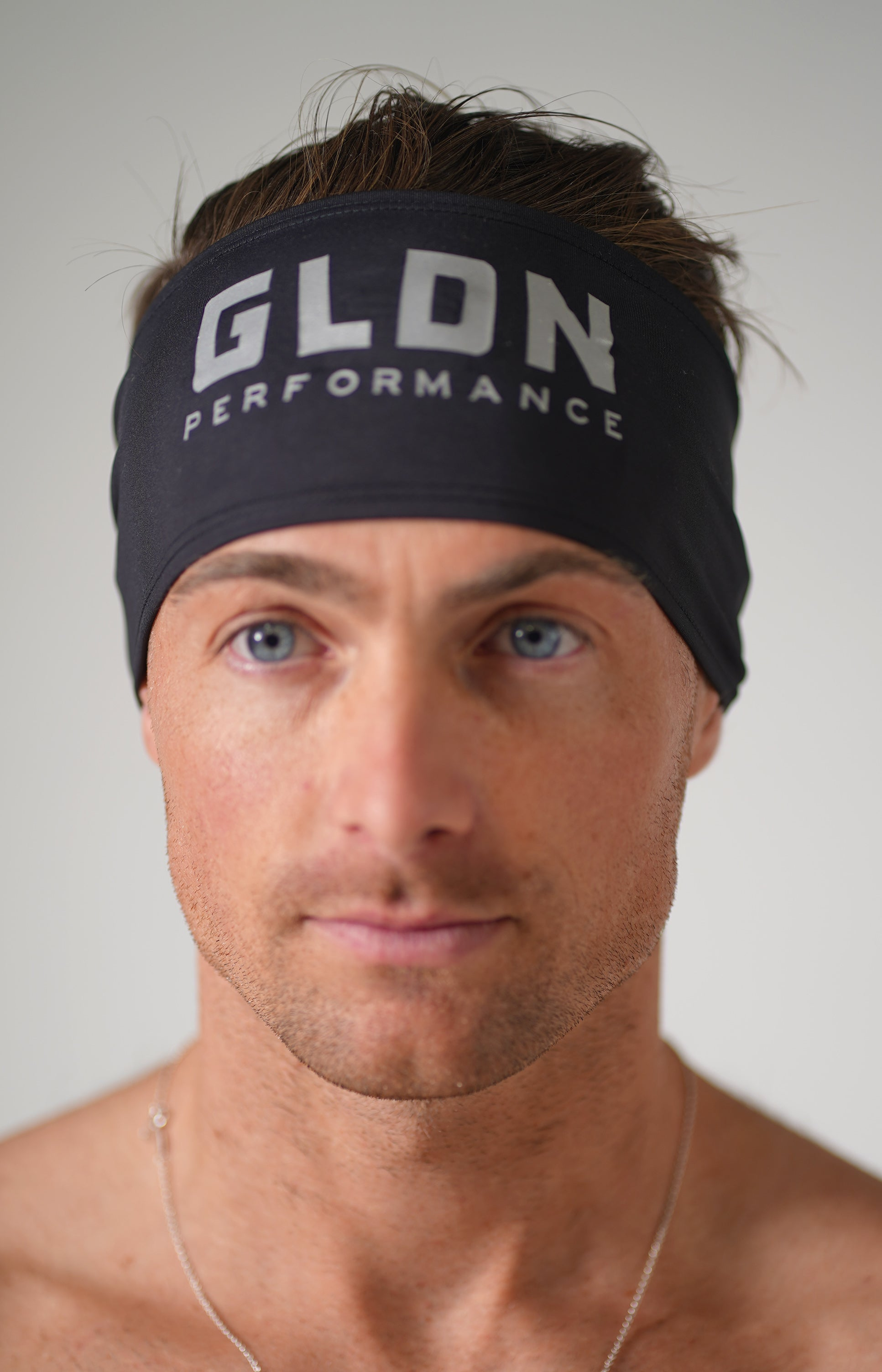 Black GLDN High Performance Headband