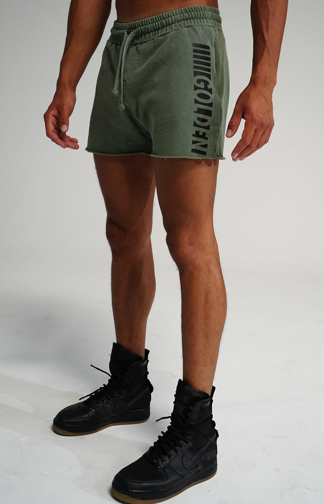 Faded Army Short Classic Shorts