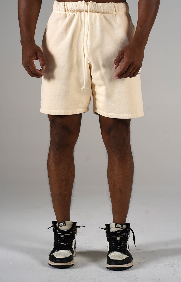 Buttercream Golden Aesthetics Shorts