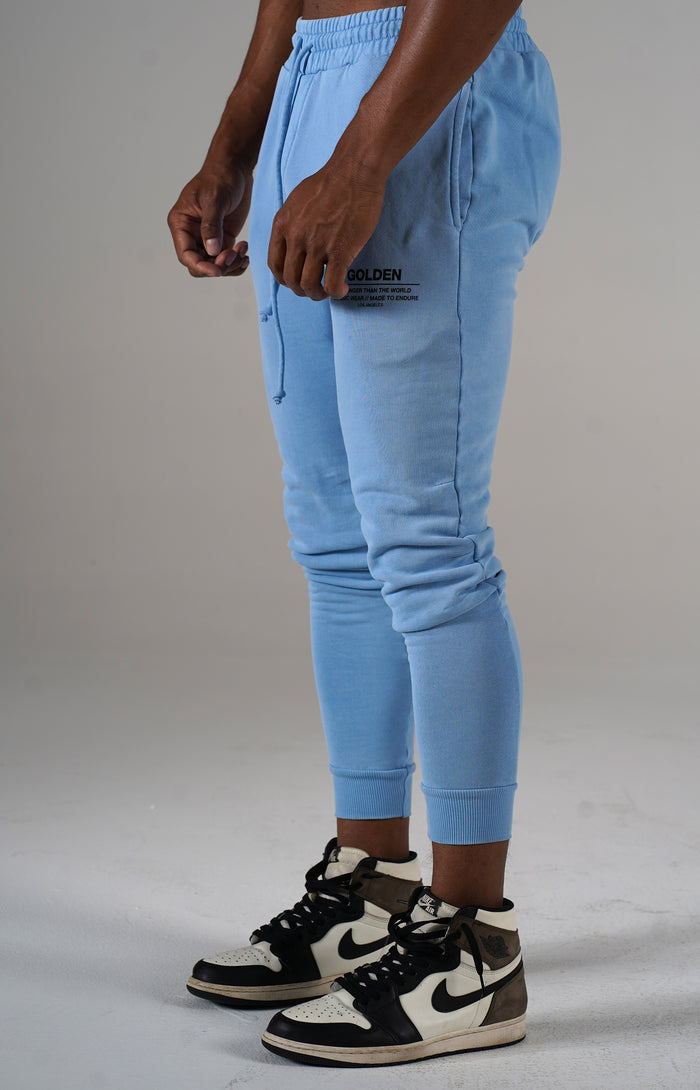 Cerulean Track Pants