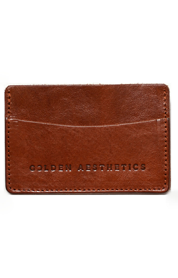 Brown Card Holder Wallet